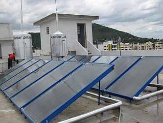 Solar Geyser - Tara Power Tech is a leading Dealer, Distributor for Solar Water Heaters and Heating Systems in Delhi/NCR.    www.tarapowertech.com/