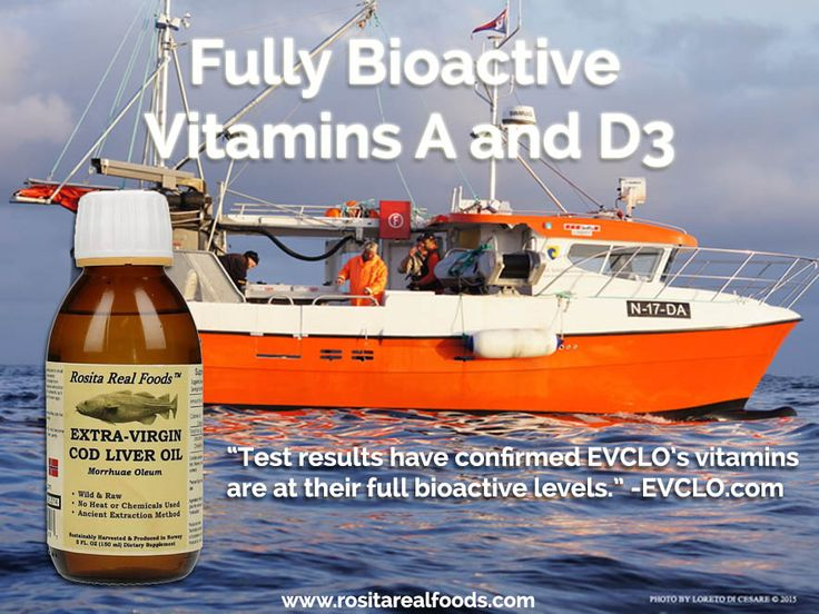 When you don't process or add synthetic vitamins to such a clean oil you get Fully Bioactive Vitamins.
