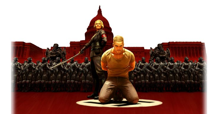 Excellent article by Rolling Stone about #Wolfenstein A discussion of the Wolfenstein's conceit with the game's creator