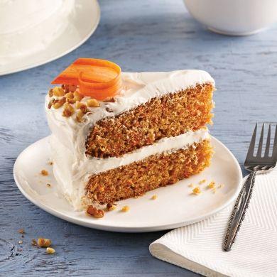 Le meilleur gâteau aux carottes - Recettes - Cuisine et nutrition - Pratico Pratique