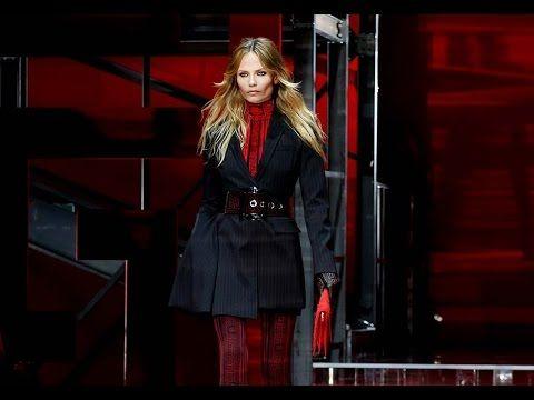 Versace 2015/2016 sonbahar kış defilesi | Hangi Moda - Kadınlar İçin