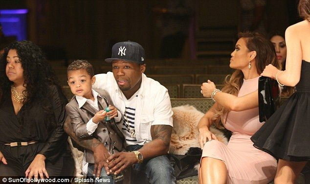 The way they were: Meanwhile Daphne has a little boy, Sire, with her ex boyfriend rapper 5...