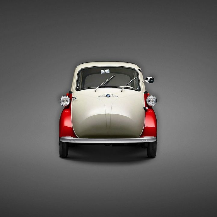 IsettaErik Chmil,  Sports Cars, Classic Bmw, Fine Art, Bmw Models, Products Design, Vintage Design, Bmw Isetta, Bmw Cars