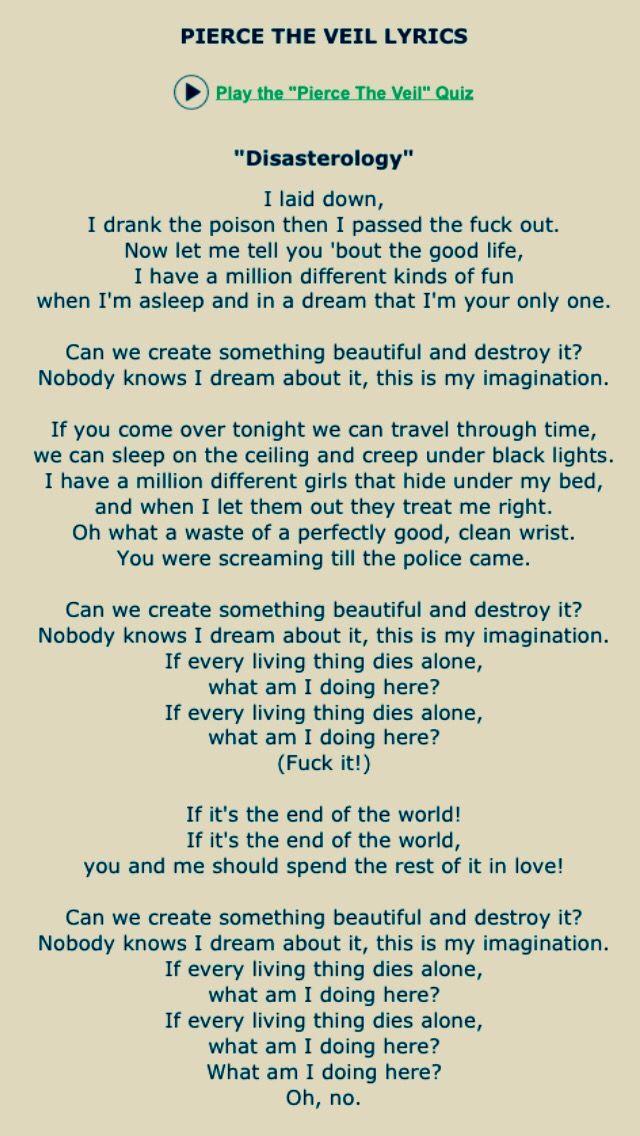 20 best ♪Song Lyrics♪ images on Pinterest | Lyrics, Music lyrics ...