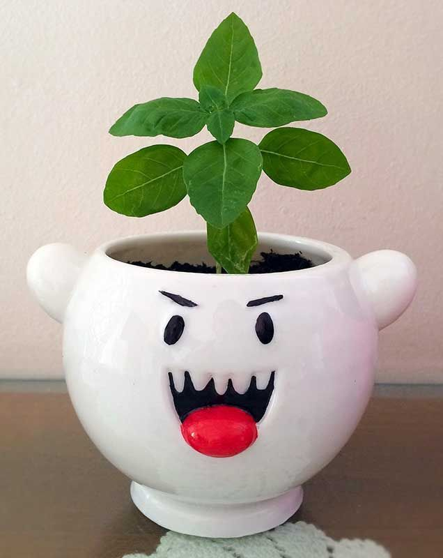 (*** http://BubbleCraze.org - The latest hot FREE Android/iPhone game ***)  Super Mario Boo Pot