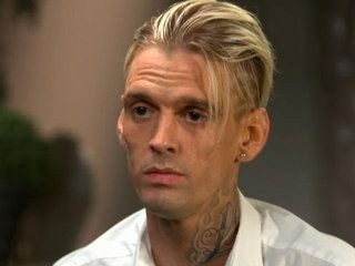 EXCLUSIVE: Aaron Carter Breaks Down Over Body Shaming and Twitter Hate