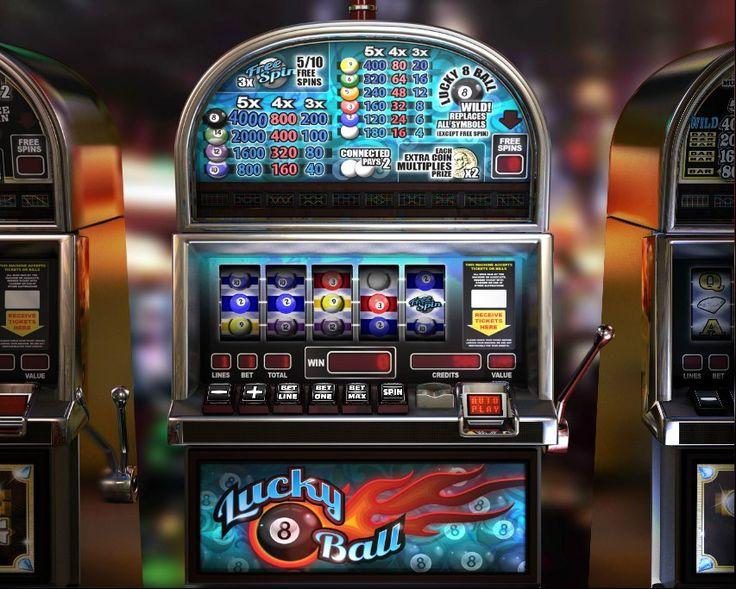 Lucky 8 ball! Classic 5 reel slot! For more games, register on http://casino-goldenglory.com/
