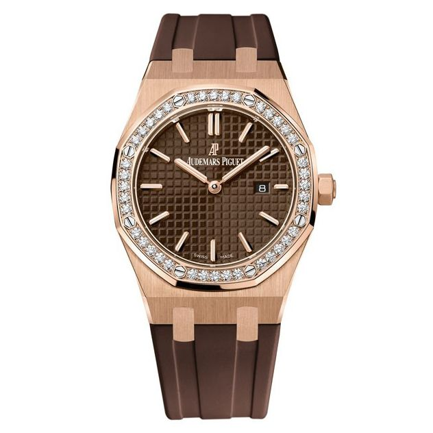 Audemars Piguet ​Lady Royal Oak Rose Gold (67651OR.ZZ.D080CA.01) | Betteridge