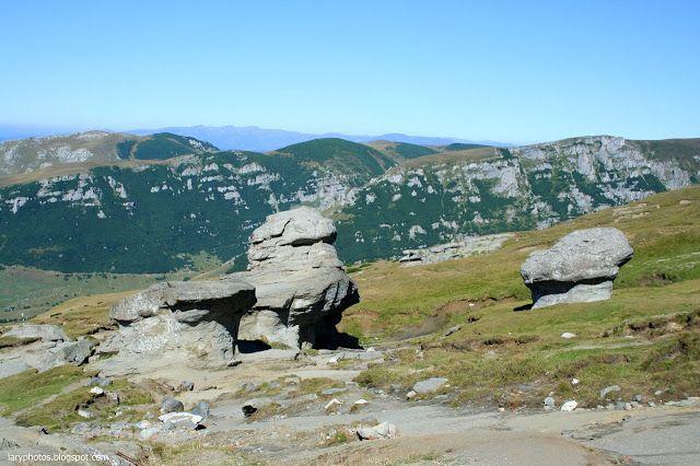 Romania Megalitica: Sfinxul si Babele, din Muntii Bucegi. Romania. Un regal, cu ajutorul unui profesionist! Un urias complex megalitic! UPDATE!