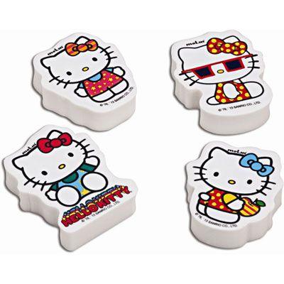 Borracha fantasia Hello Kitty 21660 Molin - Escolar - Kalunga.com