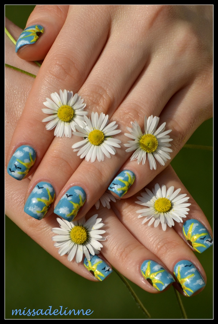 19 best nails images on Pinterest | Nail scissors, Tropical nail art ...