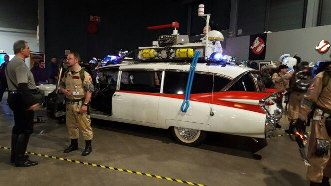 The Ghost Busters