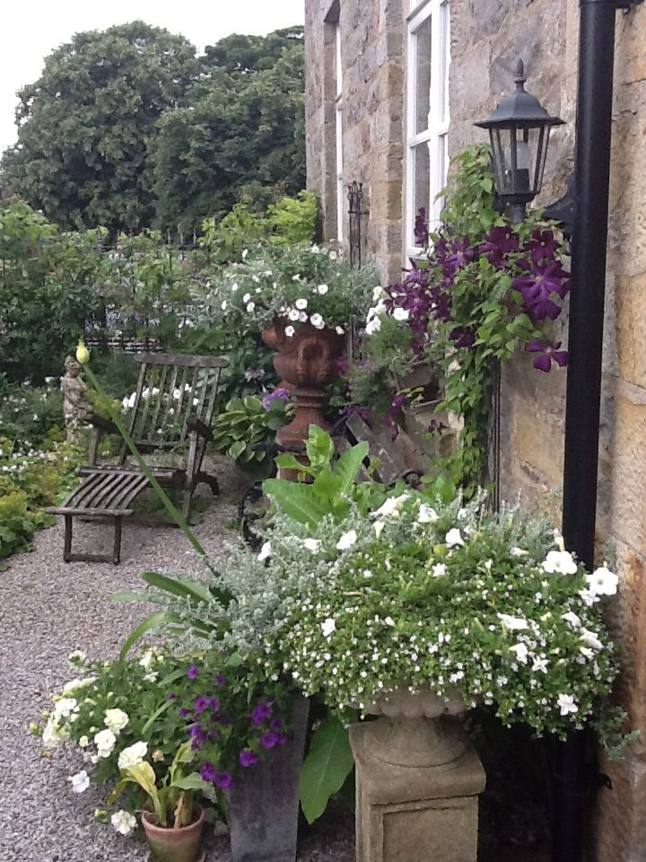 17 best images about courtyard garden 39 s on pinterest for Beautiful courtyard gardens