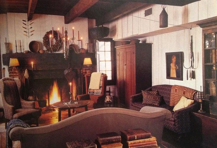100 best primitive living rooms images on pinterest