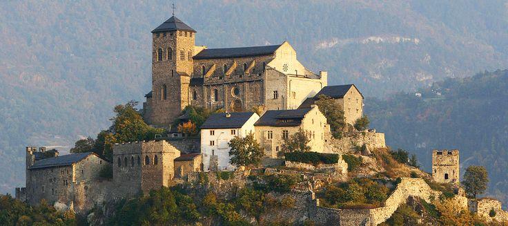 Basilique de Valère Sion