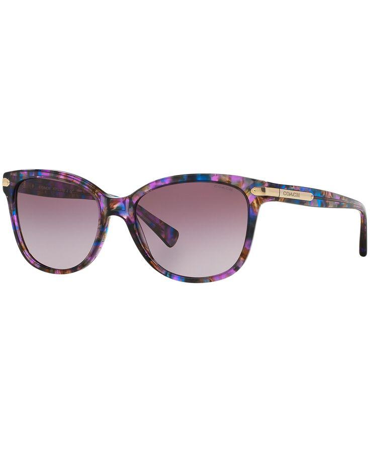clearance coach sunglasses l4lq  Coach Sunglasses, HC8132