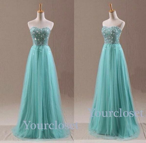 Tiffany Blue Prom Dresses_Prom Dresses_dressesss