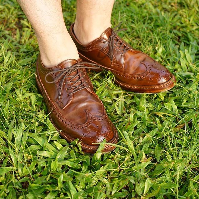 2017/05/06 18:23:51 w.r.l.h Warm, sunny, ravello, Saturday☀️ #alden#aldenarmy#aldenshoes#aldepeople#shellcordovan#horween#mensshoes#shoegazing#outfit#menswear#rugged#shoeporn#shoeshiner#gentle#bespoke#コードバン#patina#靴磨き#オールデン#革靴磨き#足元くら部#革靴#足元倶楽部#足もと倶楽部#足元クラブ#今日の足元#hkig#hkiger#hongkong