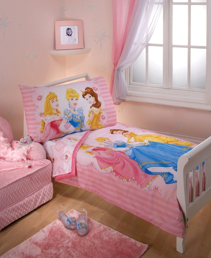Amazon Disney Princess Dreams 4 Piece Toddler Bedding Set 4250