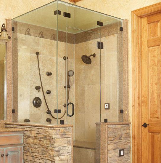 41 best Bathroom shower ideas images on Pinterest   Bathroom ...