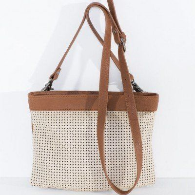 Nancybird Dahlia Bag Perforated - Inside Home & Gifts