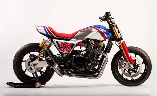 Honda CB1100TR Flat-Tracker Concept