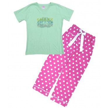 Cute Pajamas for Teens, Preteens, College Age- SMAXX