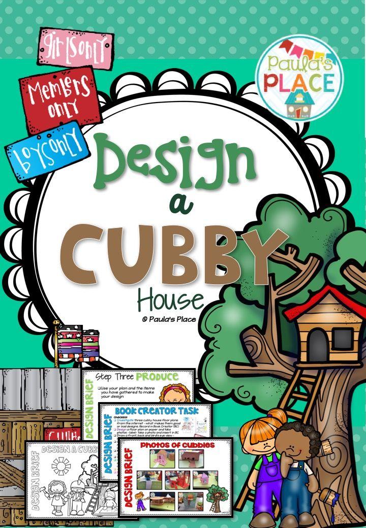 Design a Cubby House DBT