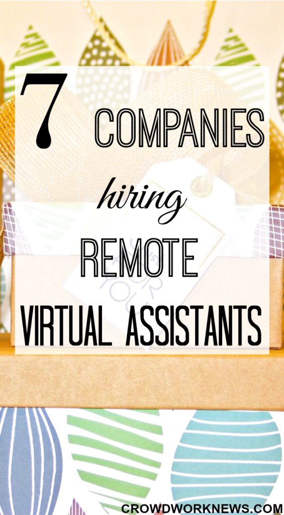 If you are looking for companies which hire Virtual Assistants, then check out this post. Some of these companies hire worldwide.