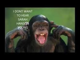 Image result for memes for sarah hanson young