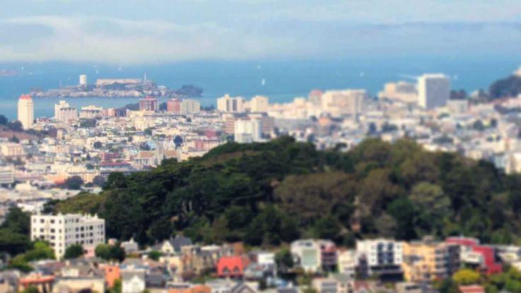 Brilliant Mash up of 30,000 images of San Francisco - good work!  #sanfrancisco