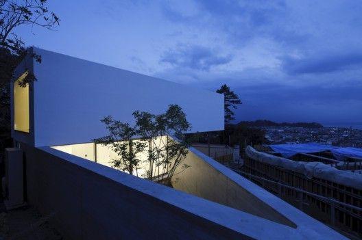Le 49 / APOLLO Architects & Associates: Residential Architecture, Architecture 01, Le 49, Apollo Architects, Association, Gardens Houses, Le49, Japan Architecture, Houses Design