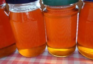 Bezinkový med