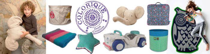Colorique kinderkamer merk via Kinderkamerstylist