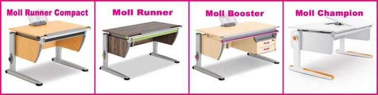 Testmonster Moll Schreibtisch