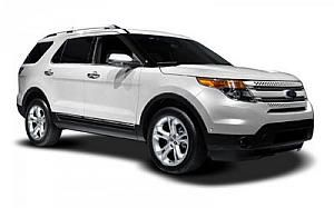 2015 Ford Explorer Limited #WhiteMarshFord