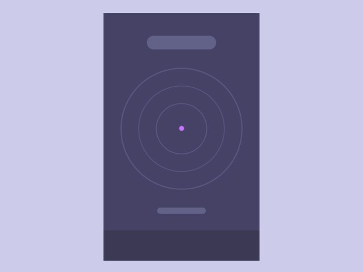 Find Nearby Users Concept - UI Movement