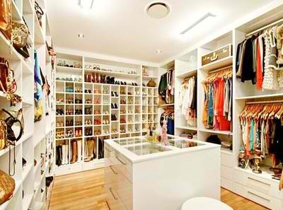 Awesome A Women Closet Dream