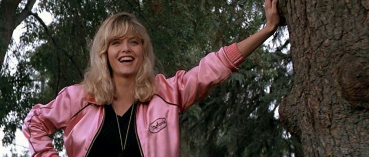 Love the original but adore Grease 2 with Michele Pfeiffer as a ...