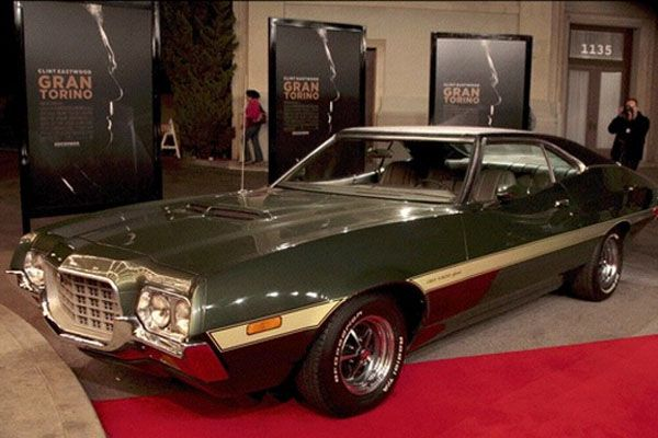 ford gran torino sport fastback 1972 fordmercury muscle cars pinterest the ojays gran torino and sports - Ford Gran Torino Fastback