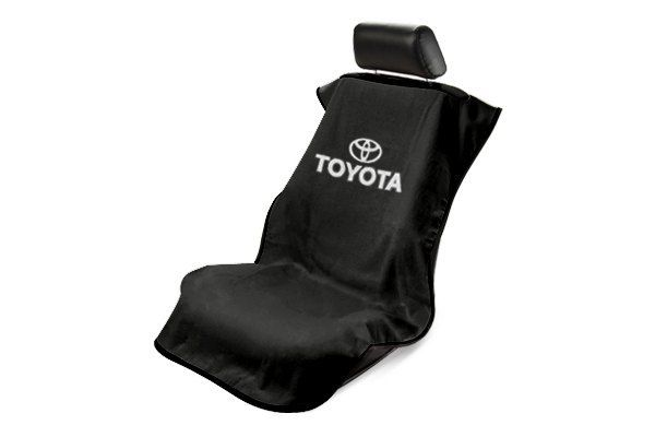 Seat Armour® SA100TOYB - Black Towel Seat Cover with Toyota Logo...$25.00 800-621-3467