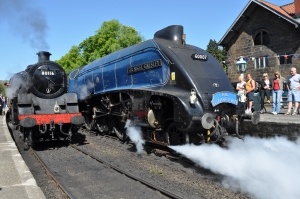 The Age of Steam-The North Yorks Moors Railway