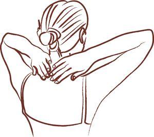 Exercice de DO IN : auto-massage pour faire circuler l'énergie ...