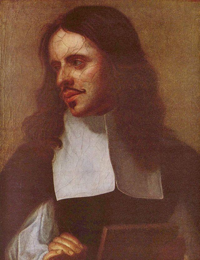 Karel Škréta – Portrét Joachima Sandrarta