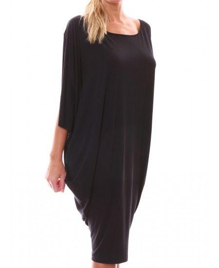 ZBR Woman дамска рокля черна
