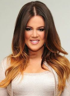 The Bloomin' Couch: Ombre hair at home