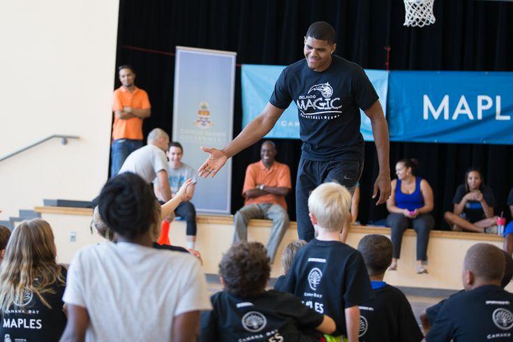 Orlando Magic Basketball Camp