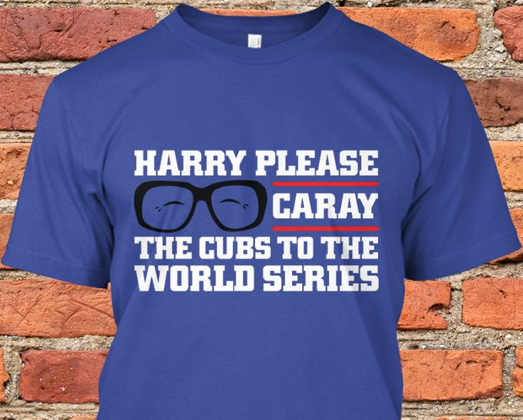 Cubs! Order Here ▶▶ https://teespring.com/cubs-world-series Get the Chicago Cubs World Series shirt because this is our year! Holy Cow!