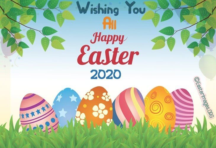 27+ Free* Happy Easter 2020 Images For Facebook in 2020