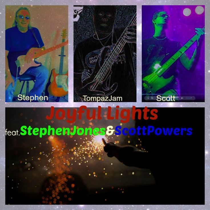 Joyful Lights feat StephenJones&ScottPowersa new colabbo with 2 amazing friends from Fandalism.com enjoy as eve guys:) cheers and peace Tompaz